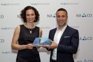 Open Ocean Robotics wins Canada's Most Promising Startup of 2019 Award from NACO