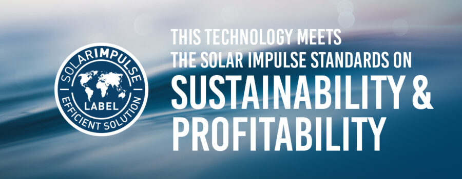 Open Ocean Robotics Awarded Solar Impulse Efficient Solution Label – An award for profitable solutions to protect the environment
