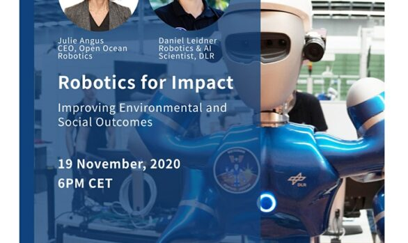 Robotics for Impact Poster