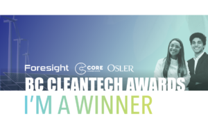 Open Ocean Robotics CEO Julie Angus wins Industry Icon Award at the 2021 BC Cleantech Awards